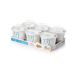 CLASSY·KISS 卡士 低温酸奶 3.3g天然乳蛋白 100g*6杯