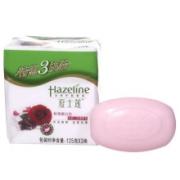PLUS会员 : Hazeline 夏士莲 滋养倍润香皂 125g*3块