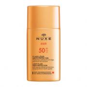 NUXE 欧树 面部清爽防晒乳 SPF50 50ml£11.05(折¥102.21) 5.7折 比上一次爆料降低 £4.55
