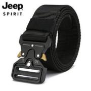 JEEP SPIRIT 男眼镜蛇战术腰带39元包邮(需用券)