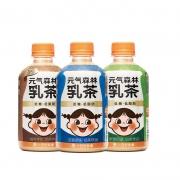 Genki Forest 元気森林 mini 乳茶饮料 300ml*4瓶18.9元包邮(需用券)