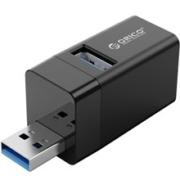 ORICO 奥睿科 迷你三合一USB集线器(USB3.0*1+USB2.0*2)27.9元包邮(需用券)