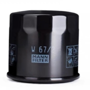 MANNFILTER 曼牌 机油滤清器10.2元包邮(双重优惠)