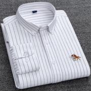 JIMO 纯棉长袖衬衫77.99元包邮