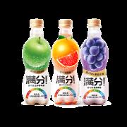 Genki Forest 元気森林 满分微气泡果汁 380ml*12瓶70.9元