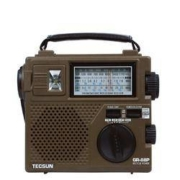 TECSUN 德生 GR-88P 手摇发电收音机126元包邮