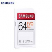 SAMSUNG 三星 EVO PLUS SD内存卡 64GB