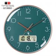 自动对时分秒不差,大屏日期温度显示:TIMESS 中国码电波表145元包邮