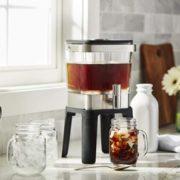 KitchenAid 凯膳怡 KCM5912SX 不锈钢冷萃咖啡机   含税到手约¥652