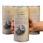 Edinger 埃丁格 1797轩博精酿原浆啤酒 1L*4罐24元包邮(需用券)