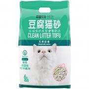 Luckypets 除臭豆腐猫砂6L14.9元包邮(需用券)