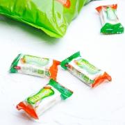 KDV 悠卡兔牛扎糖 500g * 3件9.9元包邮(需用券,折合3.3元一件)