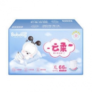 BoBDoG 巴布豆 云柔系列 婴儿拉拉裤 XL 66片