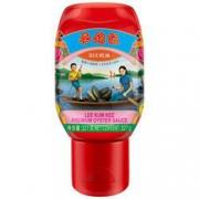 LEEKUMKEE李锦记 旧庄蚝油 327g*5件52.25元(双重优惠,合10.45元/件)