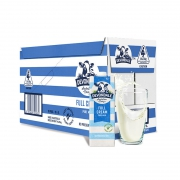 SUPER会员:德运(Devondale)全脂高钙纯牛奶 1L*10盒43.46元包税