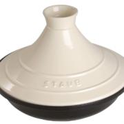 prime会员!Staub Tajine 铸铁基座陶瓷圆顶 塔吉锅20cm  直邮含税到手¥433.84¥397.65 比上一次爆料上涨 ¥4.96