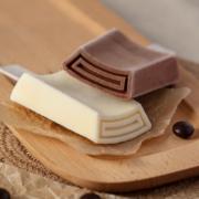 聚划算百亿补贴:Chicecream 钟薛高 天作之合系列 冰淇淋 (牛乳6+可可4) 78g*10支