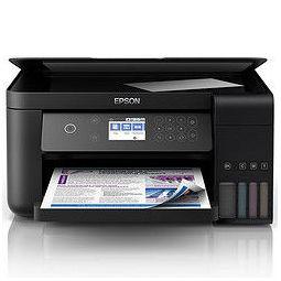EPSON 爱普生 L6168 墨仓式彩色无线多功能一体机