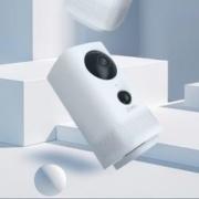 6日0点:360 AB2L 智能监控摄像机 云台电池版