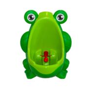 Lovyno 男孩挂墙式吸盘小便池 青蛙尿壶 22*30cm9.9元包邮