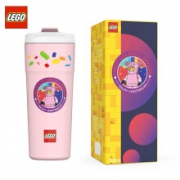 LEGO 乐高  IP限定保温杯  HE-500-8  猪仔美梦真 500ML