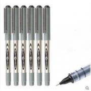Snowhite 白雪文具 直液式中性笔 黑 0.5mm 6支装