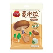 三全 香菇青菜素水饺 1.2kg 78只 *3件