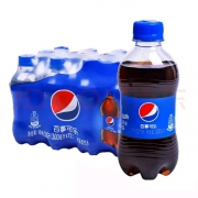 PEPSI 百事 可乐型汽水 300ml*6瓶7.9元包邮