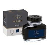 PARKER 派克  QUINK 蓝黑色墨水瓶 57ml  含税到手约37元