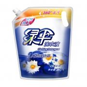 EVERGREEN绿伞 洗衣液 袋装 2kg(馨香原野)9.9元