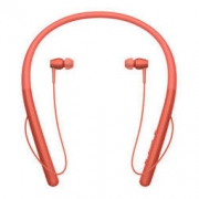 SONY 索尼 WI-H700 入耳式颈挂式蓝牙耳机 暮光红