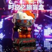 潮异动漫 & Hello Kitty 时空之旅盲盒凯蒂猫