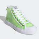 杨幂同款!Adidas Originals Nizza 果冻透明女款高帮鞋$27.99(折¥190.33) 2.3折 比上一次爆料降低 $5.75