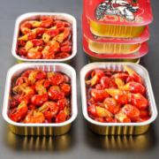 首鲜道 麻辣虾尾 加热即食 3盒 1.5斤  共90-105只49元(需用券)