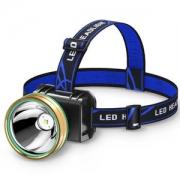 探露 远射充电式LED头灯5.8元包邮