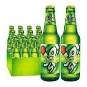 88VIP、限地区:Carlsberg 嘉士伯 怡乐仙地 啤酒 柠檬味 330ml*24瓶84.83元包邮(双重优惠)