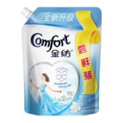 Comfort 金纺 清新柔顺衣物护理剂 800ml4.9元