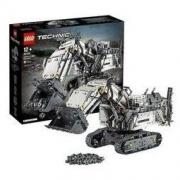 LEGO 乐高 Technic 科技系列 42100 利勃海尔R 9800挖掘机