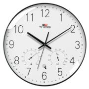 TIMESS P12D-1 静音挂钟 30.5cm125元包邮(需用券)