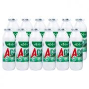 京喜APP:WAHAHA 娃哈哈 AD钙奶 100g*12瓶