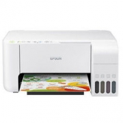 EPSON 爱普生 L3151 墨仓式无线打印一体机 优雅白