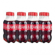 Coca-Cola 可口可乐 碳酸饮料 汽水 300ml*12瓶