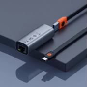 BASEUS 倍思 小钢炮 千兆网口转换器 USB接口59元包邮