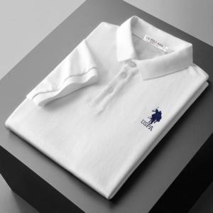 U.S. POLO ASSN. 美国马球协会 610210136100 男士短袖T恤