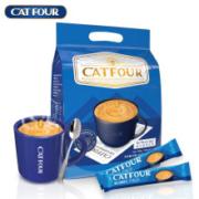 Catfour 蓝山咖啡 蓝山风味咖啡 40条 600g*1袋13.9元包邮