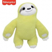 PLUS会员:Fisher-Price 费雪 动物毛绒公仔 30cm21元包邮