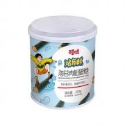 百草味 海苔肉松卷  100g*5(罐装)28.9元(慢津贴后26.9元、合5.38元/罐)