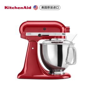 20日0点:KitchenAid 凯膳怡 5KSM150PSCER 厨师机 4.8升
