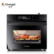 618预售:Changdi 长帝 ZTB32N 电烤箱 30L 黑色
