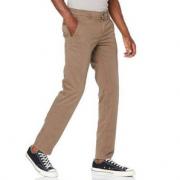 BOSS Orange 橙标 Schino-Slim D 男士直筒修身休闲长裤 含税到手¥378.9¥347.30